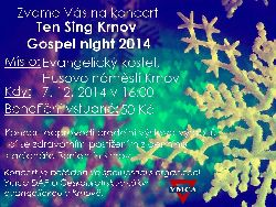 Gospel Night Krnov