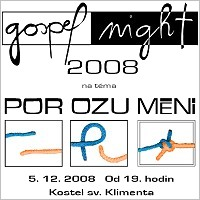 Gospel Night 2008